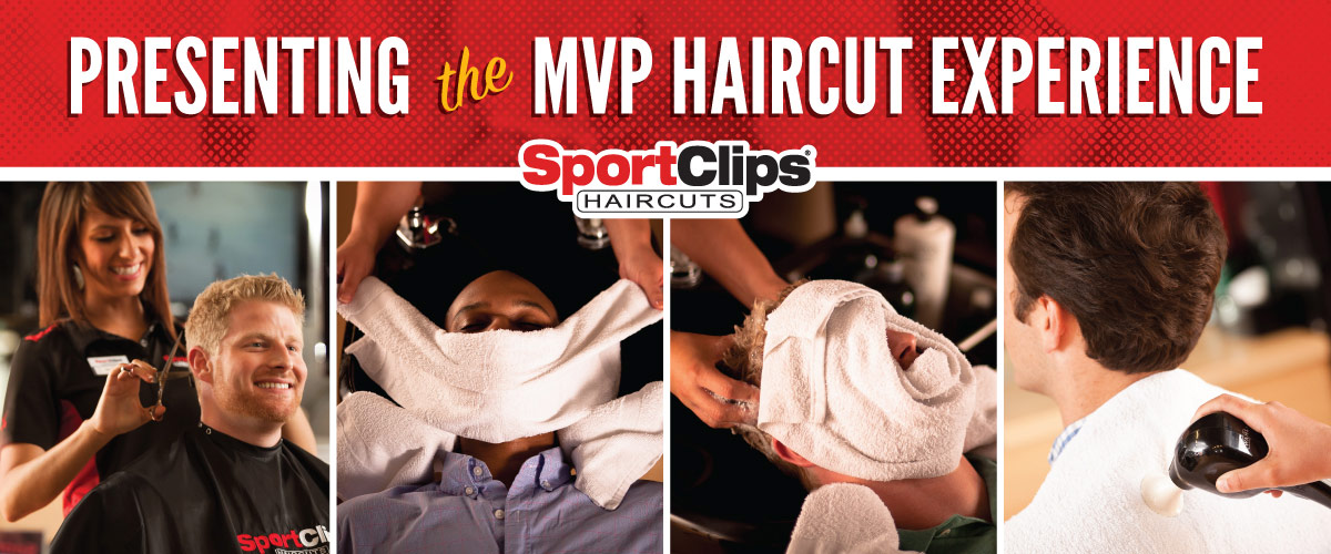The Sport Clips Haircuts of Summerville - South MVP Haircut Experience